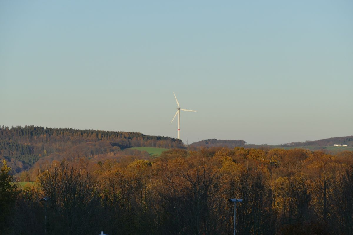 Windkraft in Schalksmühle